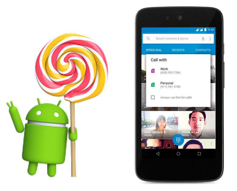 5.1lollipop Soluciones Windroid
