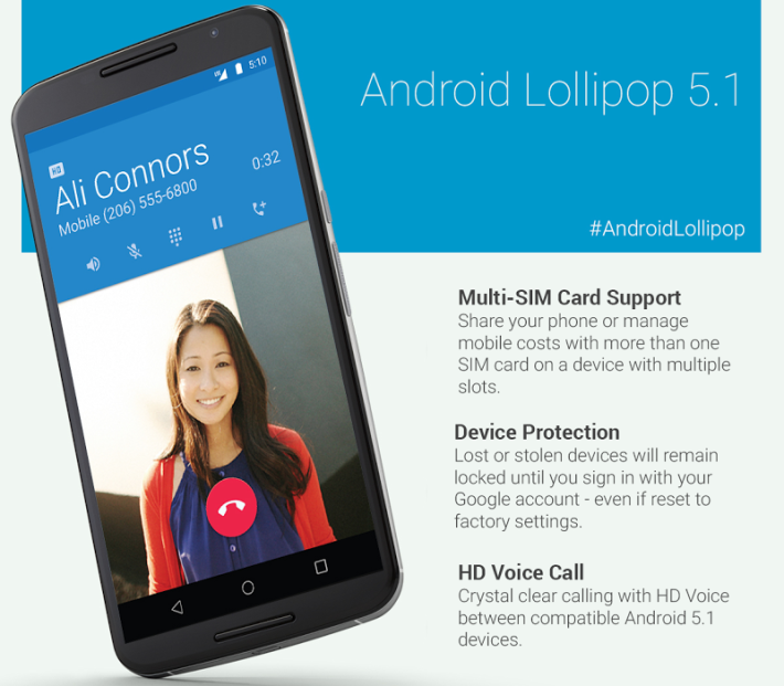 Android 5.1 lollipop Soluciones Windroid