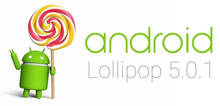 Android 5.0.1 Lollipop Note 4