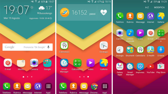 Galaxy Note 5 Launcher