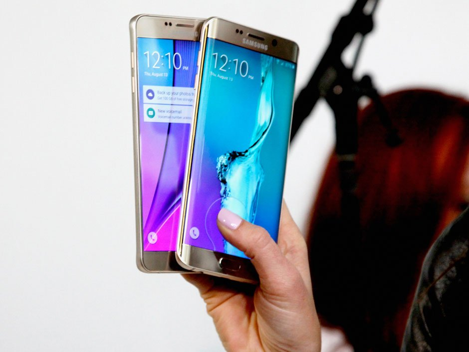Galaxy S6 edge y Note 5