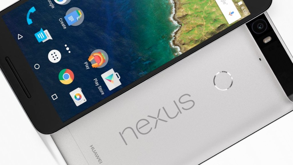 Actual Nexus 6P fabricado por Huawei.