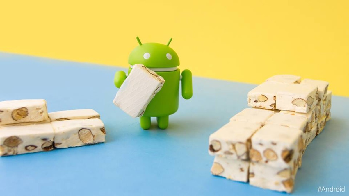 Android Nougat Oficial