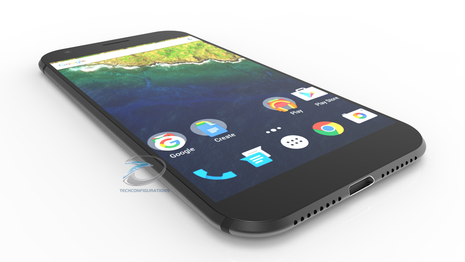 Nexus Sailfish o Pixel Phone