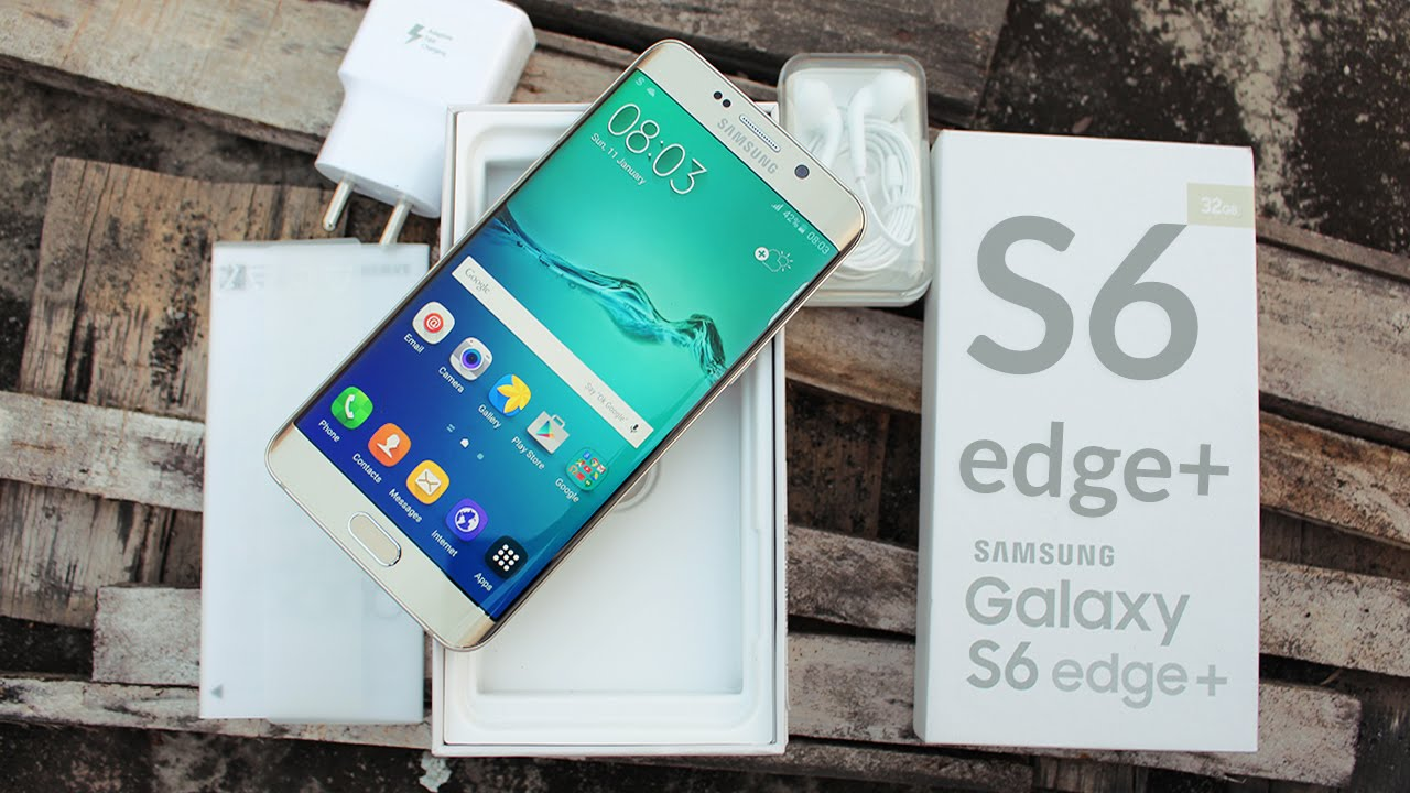 Samsung Galaxy S6 Edge Plus ROM