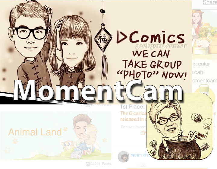 Review MomentCam