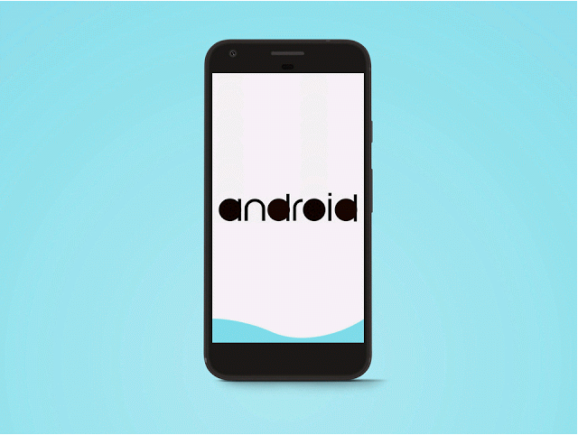 Boot Animation Android Oreo