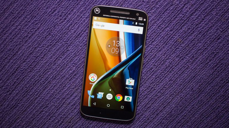 Ya puedes actualizar tu Moto G4 a Android 7.1 Nougat