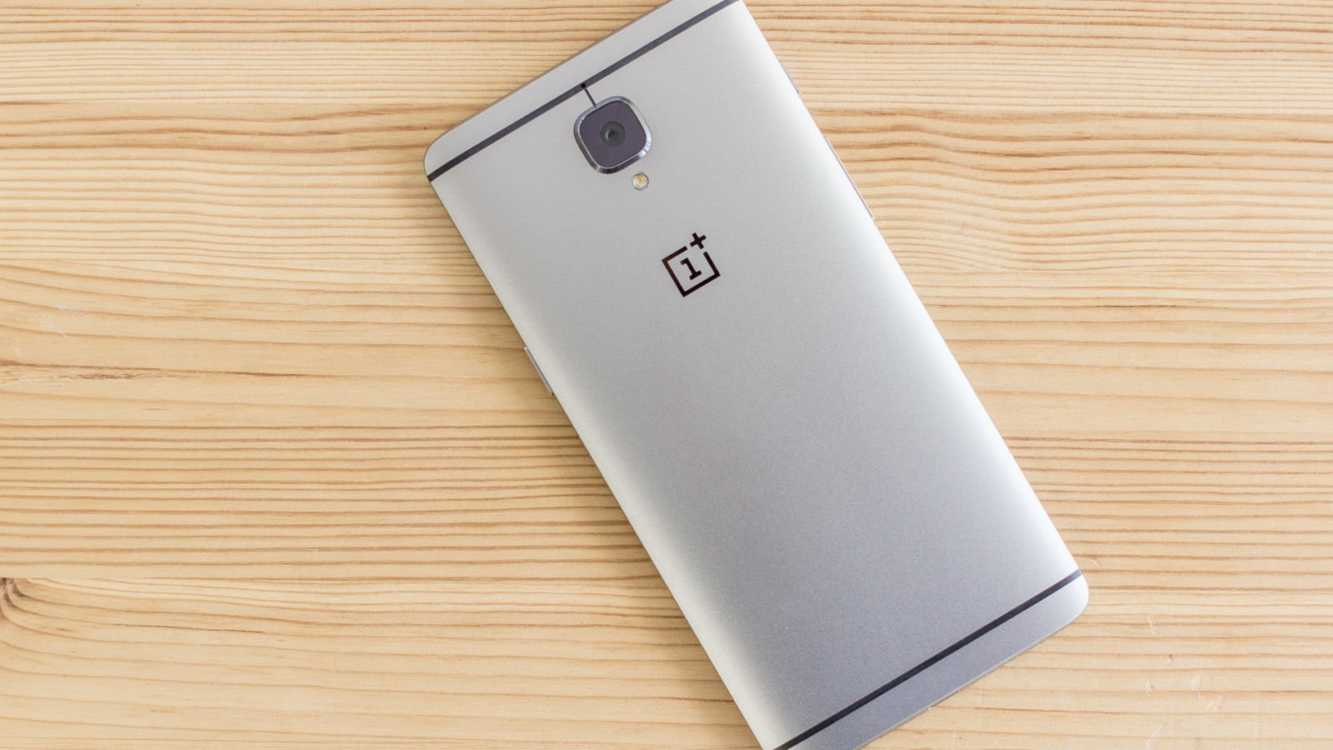 OnePlus 3T Qualcomm Snapdragon 821
