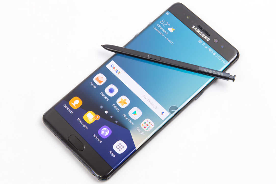Personalización del Galaxy Note 7 para el Galaxy Note 3