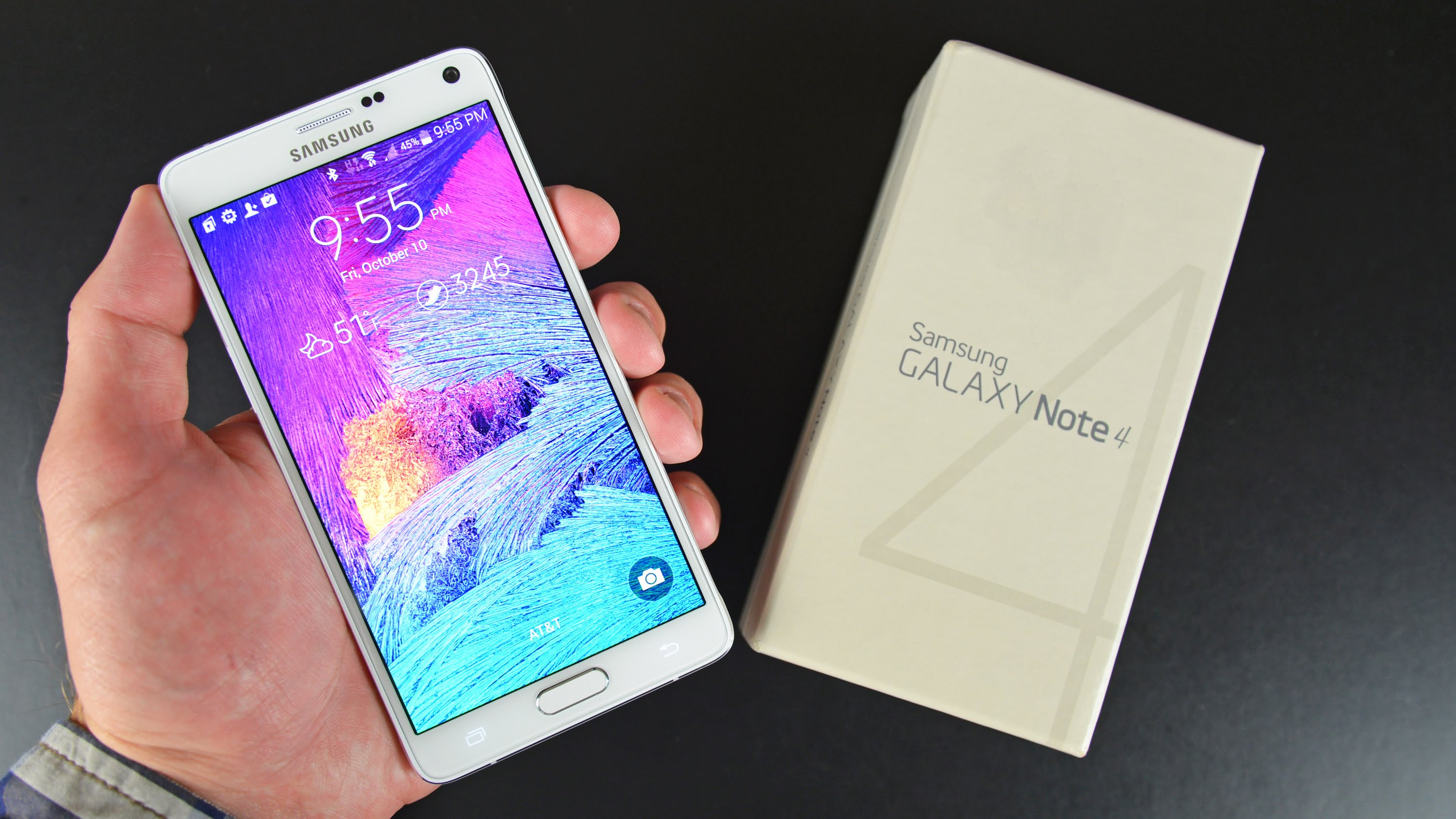Galaxy Note 4 | Parche Febrero