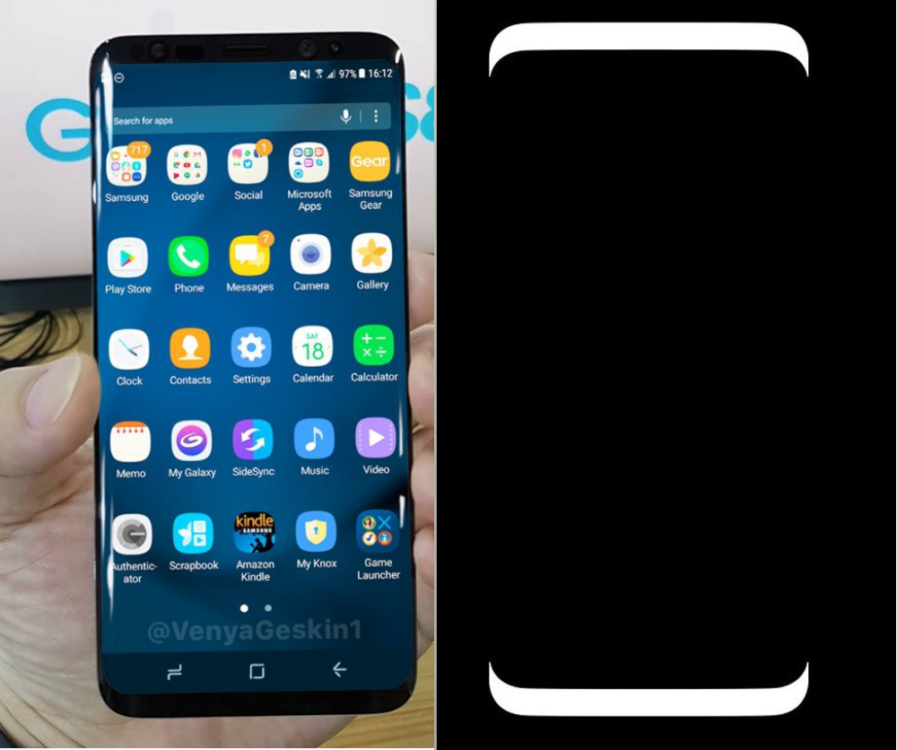 Galaxy S8 | Leaks