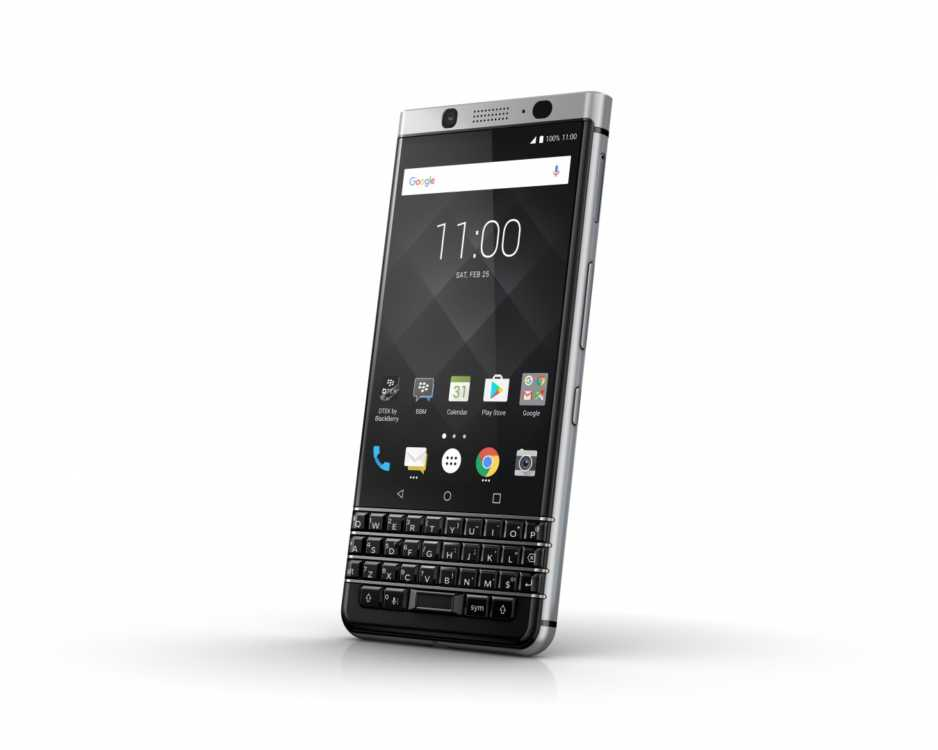 BlackBerry KEYone | Oficial