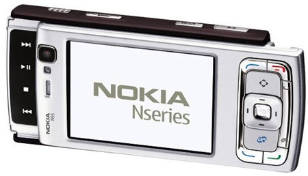 Nokia N95 con Android