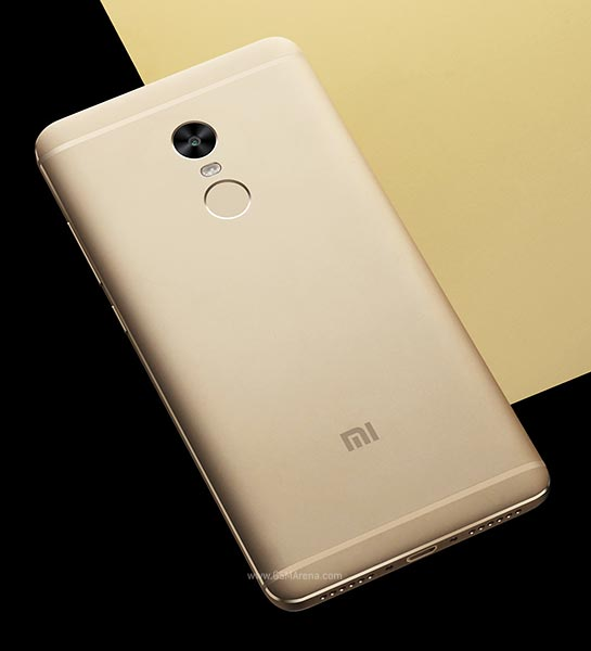 Xiaomi Redmi Note 4 Qualcomm Snapdragon 625