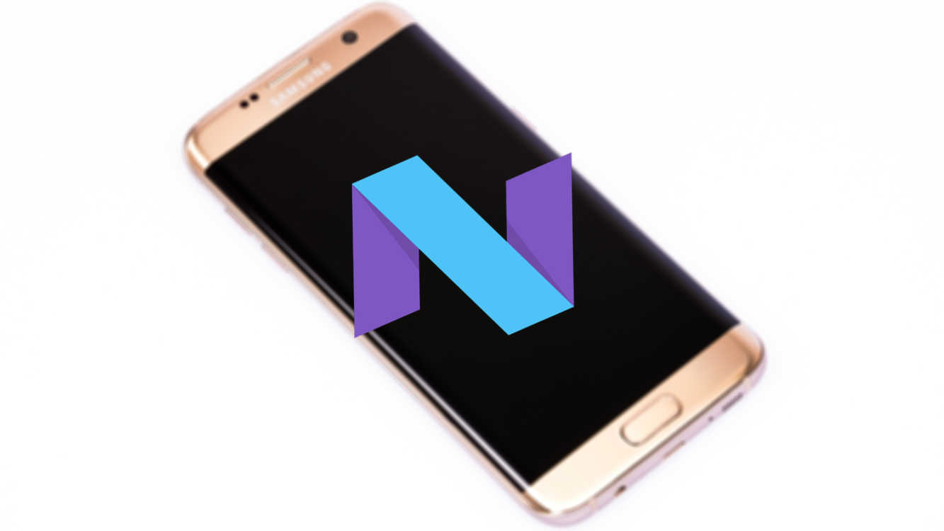 Android Nougat | Galaxy S7