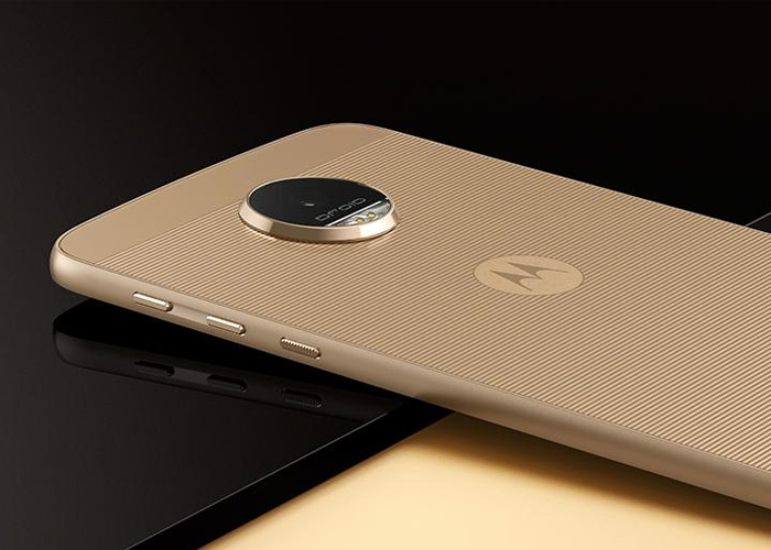 Moto Z Play | Android 7.0 Nougat
