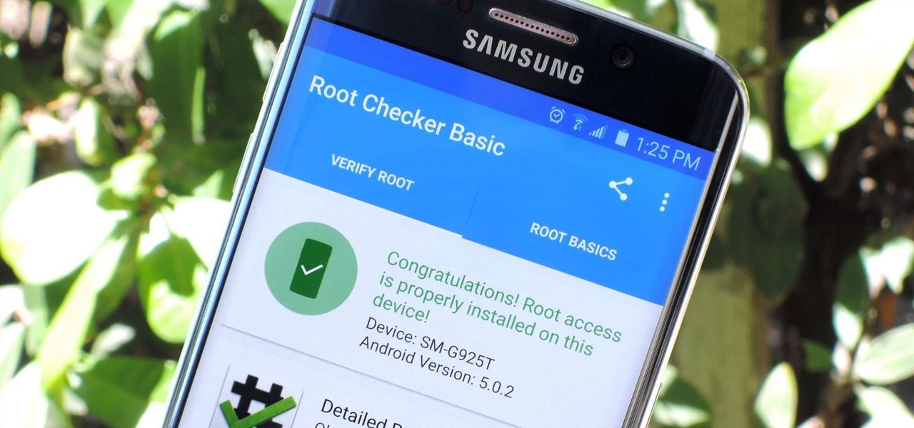 Galaxy S6/Galaxy S6 Edge | Root