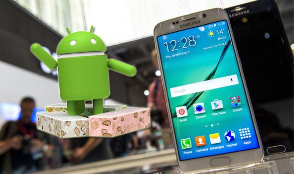 Galaxy S6/S6 Edge | Recovery TWRP