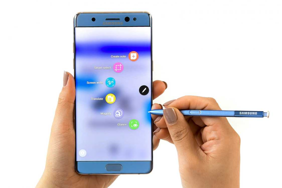 Firmware Galaxy Note 8