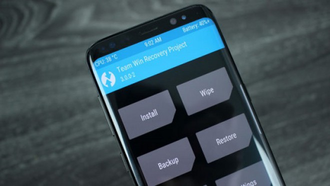 Recovery TWRP
