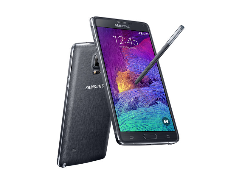 Galaxy Note 4   Android Nougat