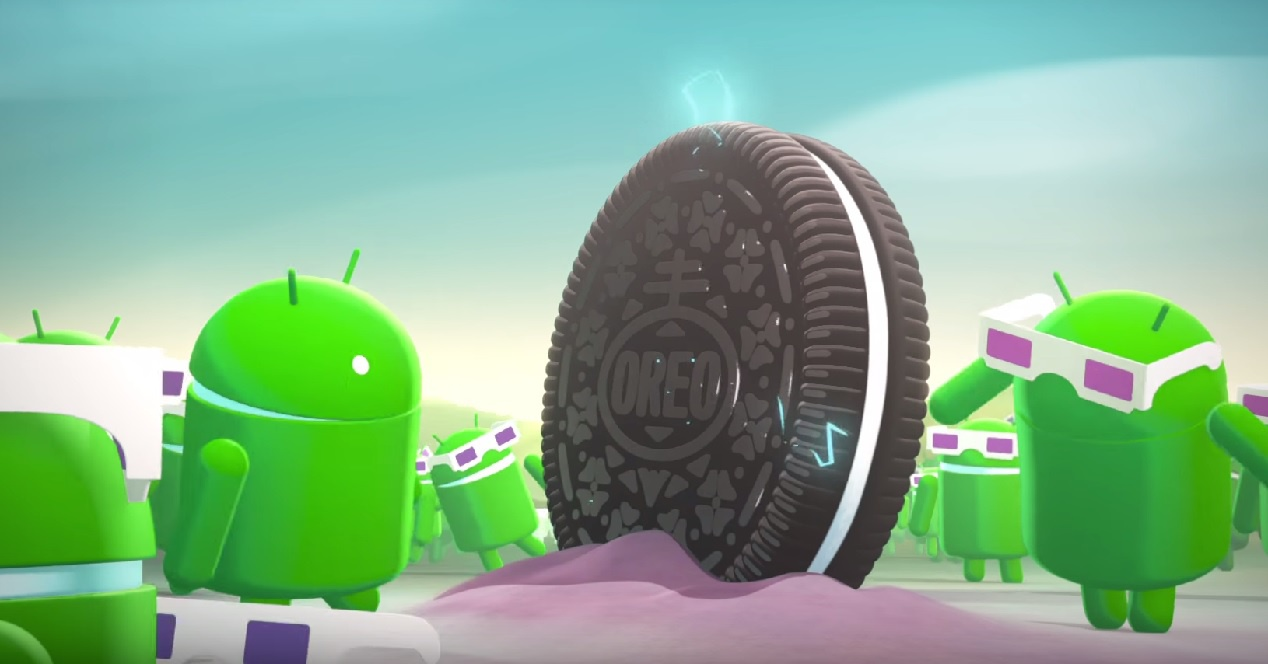 Android Oreo Launcher