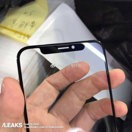 Leak iPhone 8
