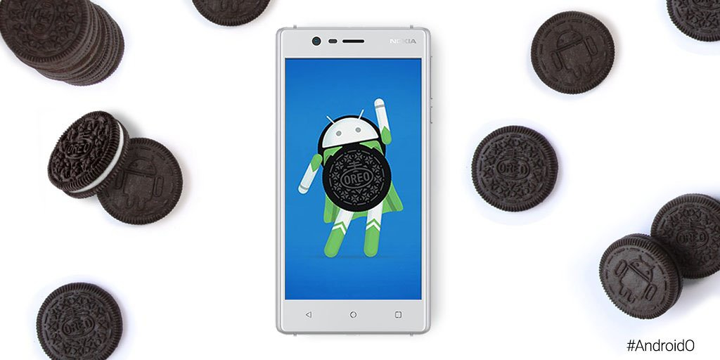 HMD Global | Android Oreo