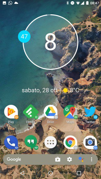 Action Launcher v30