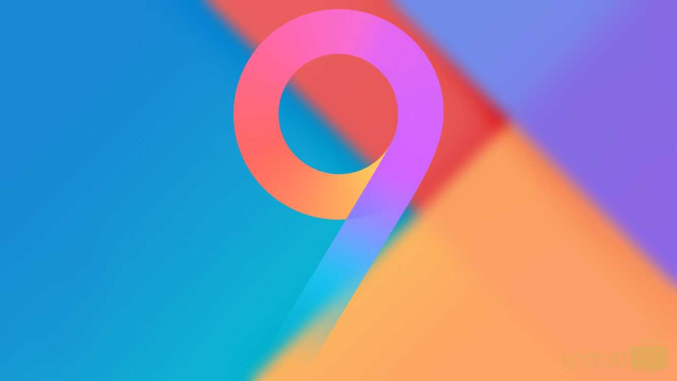 Despliegue de MIUI 9