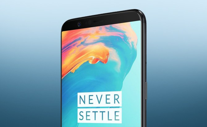 OnePlus 5T Oficial