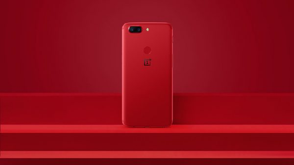 OnePlus 5T Red Lava