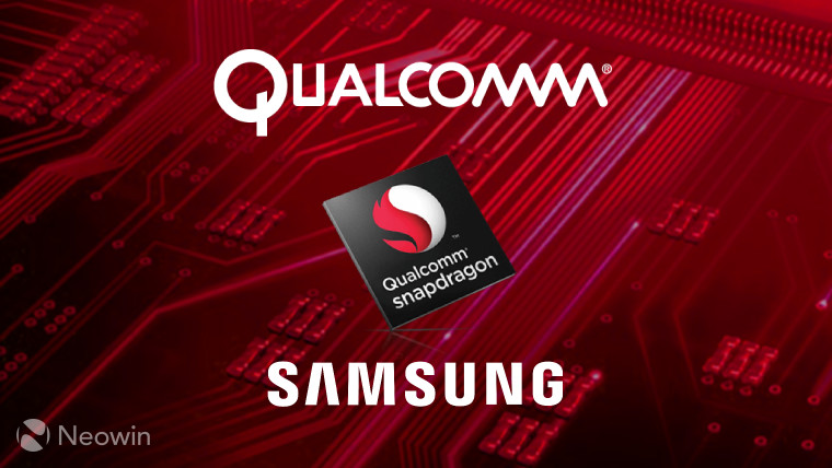 Qualcomm y Samsung