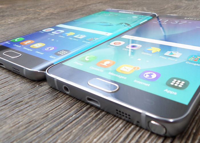 Samsung Galaxy S6 y Note 5