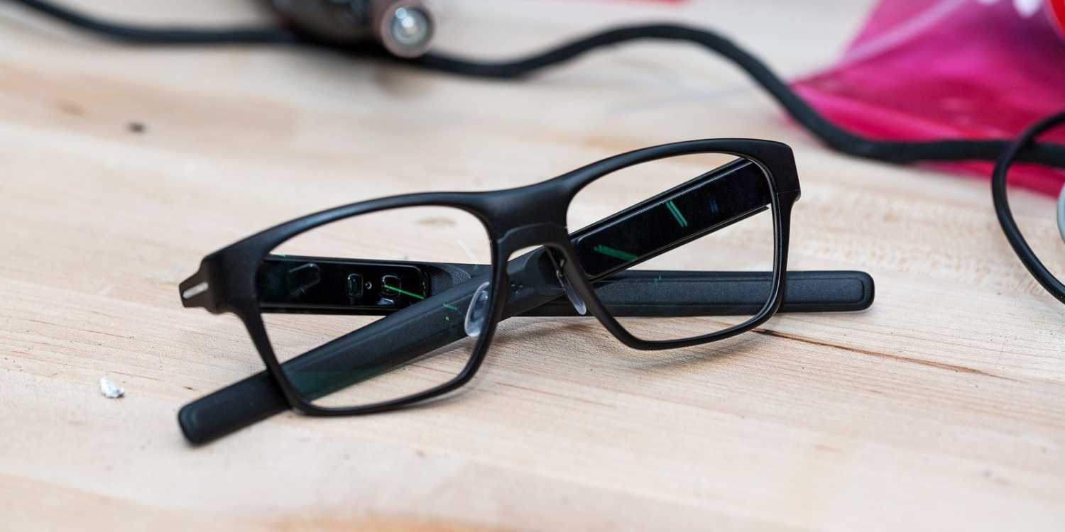 Intel Vaunt Glasses