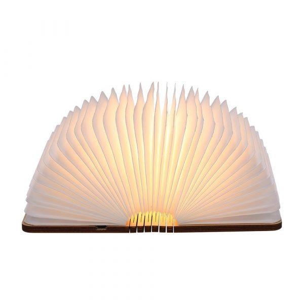 Lámpara de libro plegable LED Tomshine