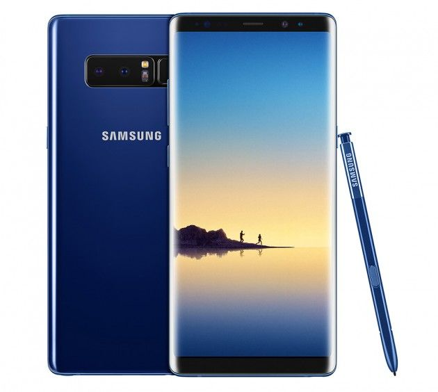 Galaxy Note 8 Android 8
