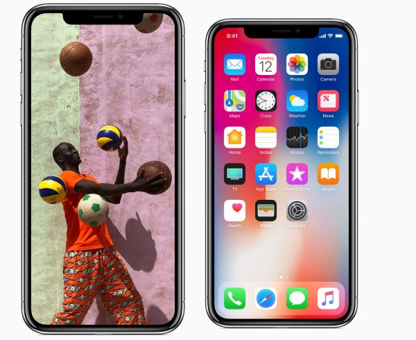 iPhone X 2018 vs iPhone X