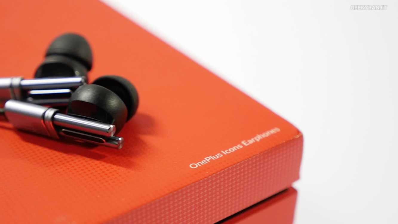 OnePlus auriculares