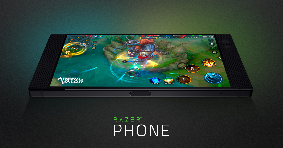Asus Gamers Phone