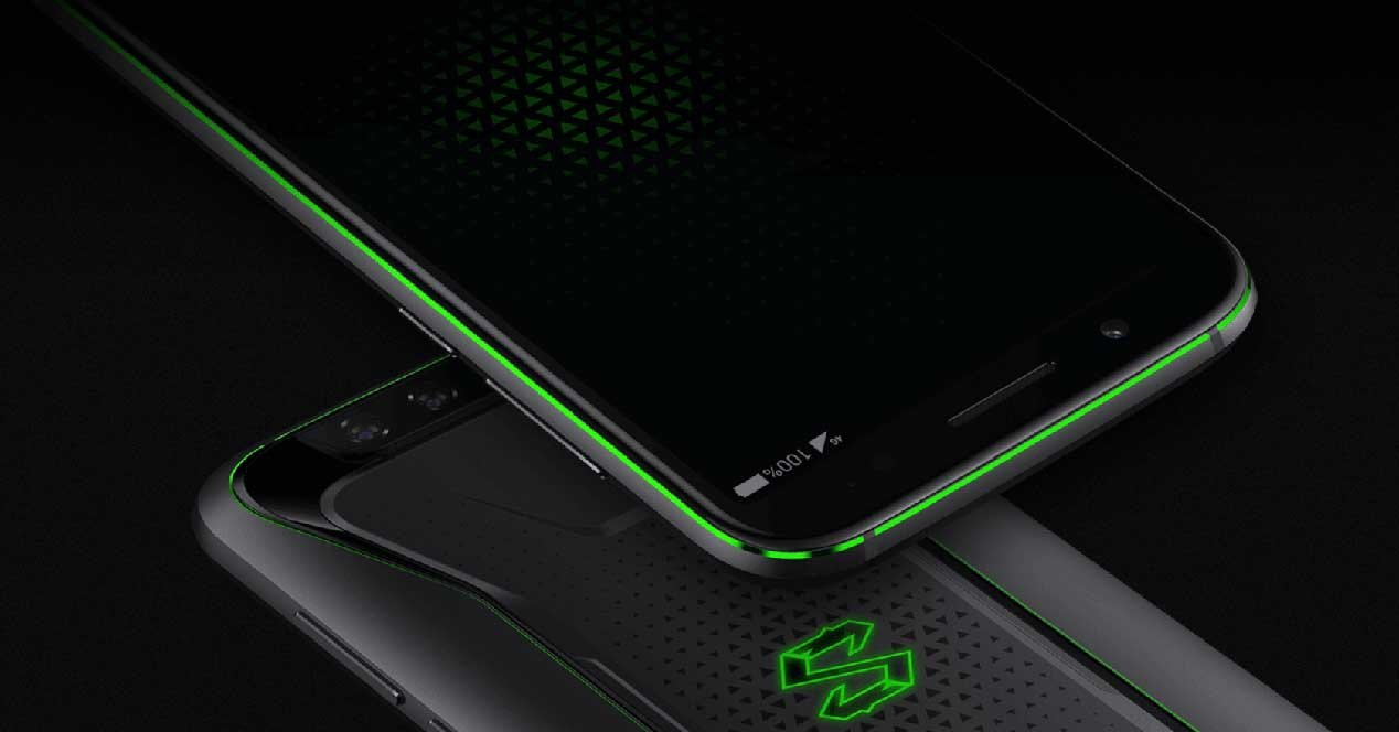 Oferta Xiaomi Black Sharp