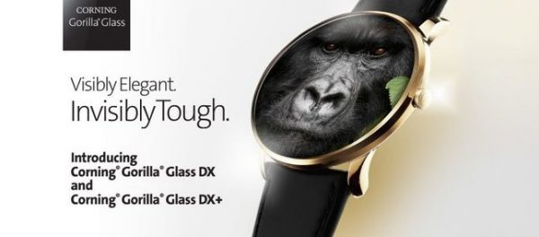 Gorilla Glass DX y DX+