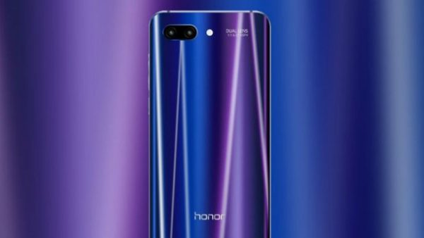 Honor 10 recibirá GPU Turbo y AIS