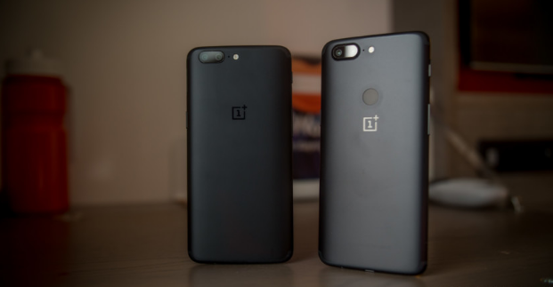 OnePlus 5 y 5T