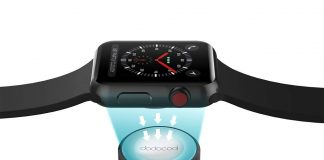Cargador Apple Watch Dodocool