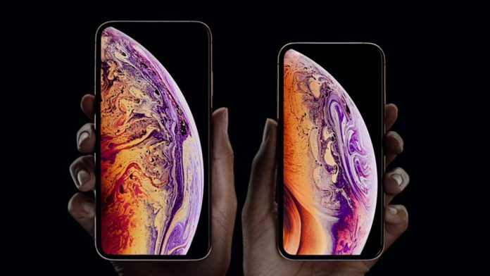 iPhone XS Max y iPhone XS
