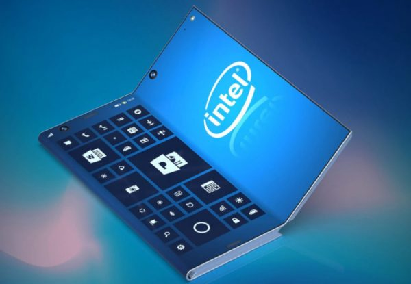 Intel/ Dispositivo Plegable
