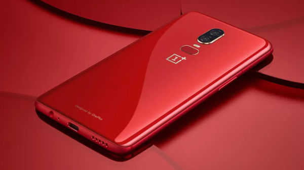 OnePlus 6/ Red