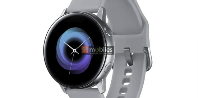 Galaxy Watch Alive